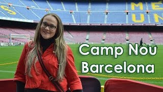 Camp Nou - Barcelona - BFC