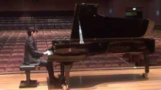 G.F. Handel - Große Fugue No. 5 in A minor HWV 609