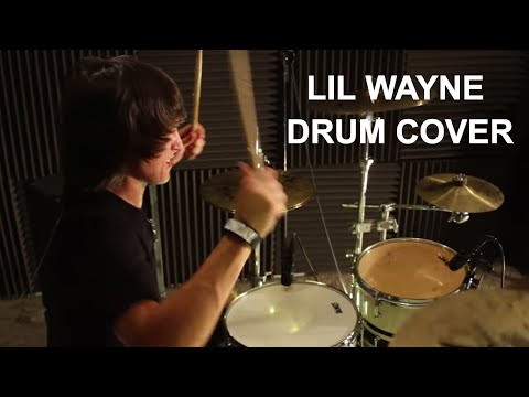 Ricky - LIL WAYNE - Got Money Ft. T-Pain (Drum Cover)