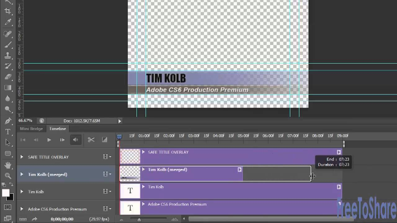 How to make animated lower 3rd tutorial adobe photoshop cs6 how to make animated lower 3rd tutorial adobe photoshop cs6 baditri Choice Image