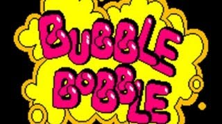 Let´s show: Bubble Bobble (C64/MSX 2) {deutsch} [1986]