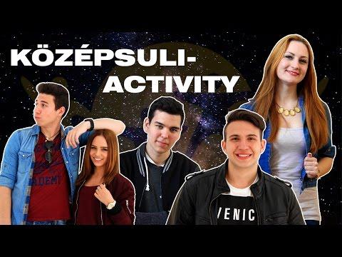 KÖZÉPSULI-ACTIVITY - 1. rész