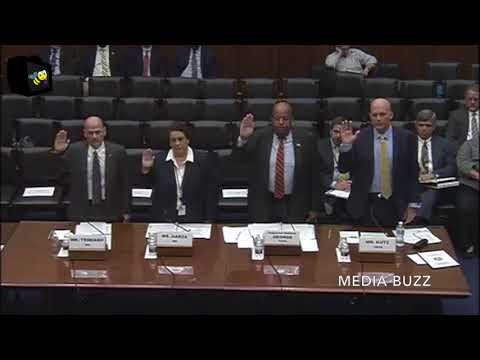House Oversight Hearing on IRS Corruption and Management