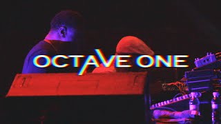Octave One - Live (Dour 2015)