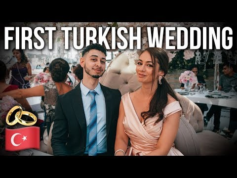 FIRST TRADITIONAL TURKISH WEDDING | Jay & Rengin