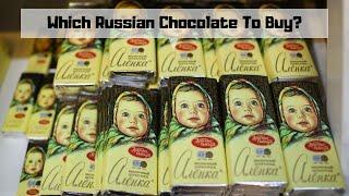 Russian Chocolate Pt.1