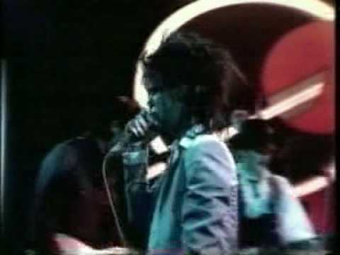 The Birthday Party Junk Yard Gotterdammerung TV 1982