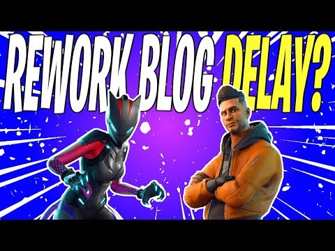 HERO REWORK BLOG DELAY & DRIFTBOARDS DISABLED! Bonus 👏 News 👏 | Fortnite Save The World