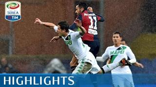 Genoa - Sassuolo - 0-1 - Highlights - Giornata 23 - Serie A TIM 2016/17