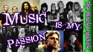 TAG - Music is my passion!