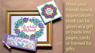 Coloring Gifts: Gifts of Friendship - Silent Video Walkthrough