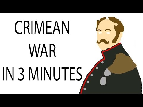 Crimean War | 3 Minute History