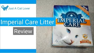 Imperial Care Cat Litter   Cat Litter Reviews