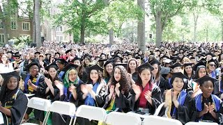 Wellesley College Commencement 2015 thumbnail