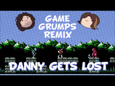 Game Grumps Remix: Danny Gets Lost