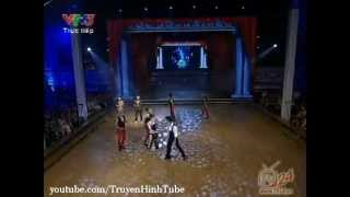Bước nhảy hoàn vũ 2012, chung kết - Thu Minh [khách mời]