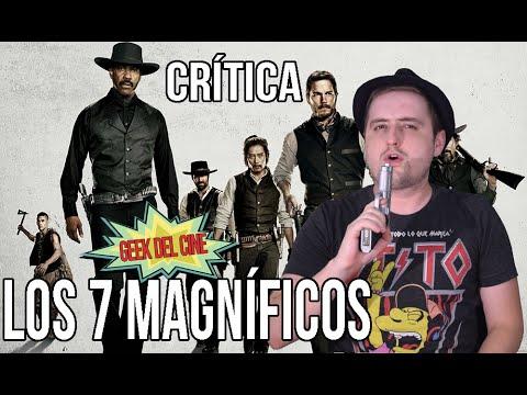 Los Siete Magníficos / Crítica / Opinión / Reseña / Review