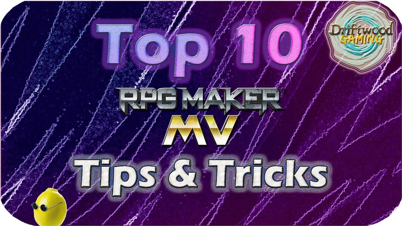 Rmmv tutorials