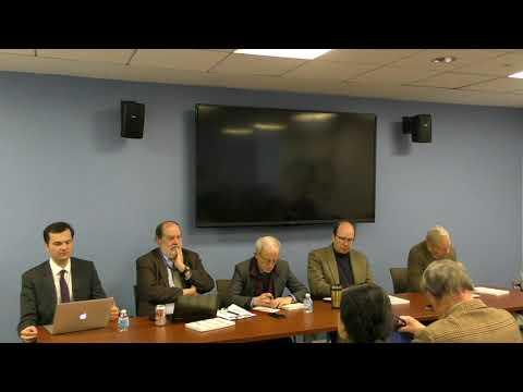 Book Discussion: Tug of War: Negotiating Security in Eurasia