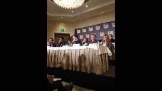 Quentin Tarantino responds to Police threats *Exclusive*  Chuey Martinez 