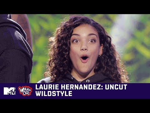 USA Olympian Laurie Hernandez Was in Good Company | UNCUT Wildstyle | Wild 'N Out