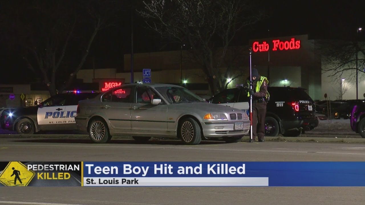 Boy, 15, Dead After Being Struck By 2 Cars