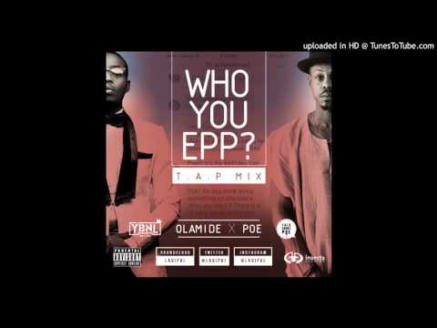 Poe - Who You Epp (T.A.P Mix)