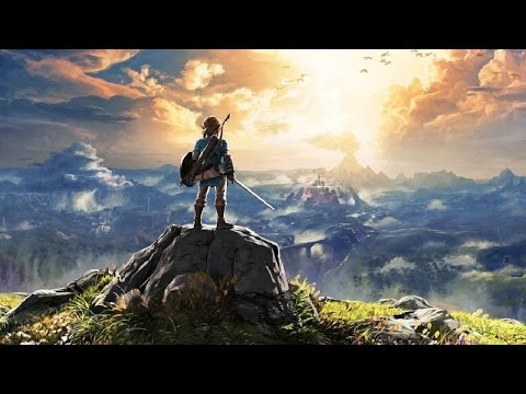 The Legend of Zelda: Breath of the Wild Gameplay Story Trailer - Nintendo Switch (March 3, 2017)