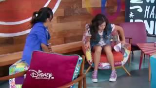 Soy Luna: Daniela le dice a Simón que luna la empujo (cap.56)