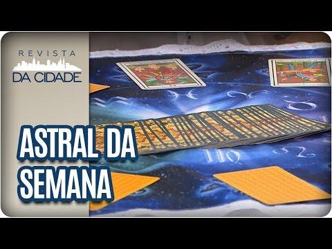 Astral Da Semana | Previsões Para 2018, Mensagem E Carta Da Semana - Revista Da Cidade (01/01/2018)