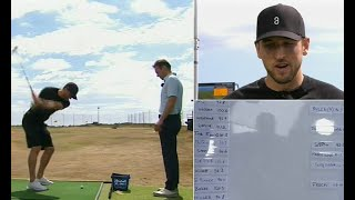 Breaking News -  Kane shows off golf skills as he attempts 99 yard challenge live on TV