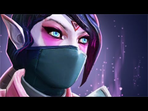 Dota 2 Hero Spotlight – Lanaya the Templar Assassin