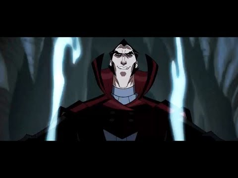 Batman vs Dracula : Dracula's Final Stand [HD]