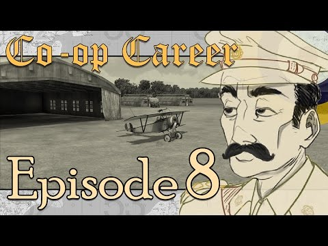Rise of Flight - MP Career Ep 8: Going to Church