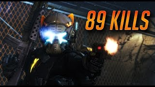 TITANFALL 2: WORLD RECORD AGAIN? 89 Kills!! | Live Fire CTF