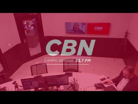 CBN Campo Grande (07/05/2020): com Ginez Cesar