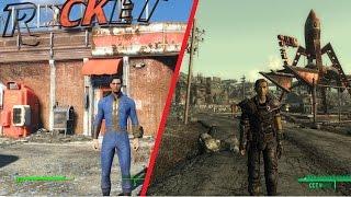 Fallout 4 vs Fallout 3 BUGS 1