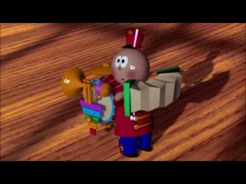 Disney | Оловянная Игрушка | Короткометражки Студии PIXAR | Мультик о том, как игрушки боятся малыша