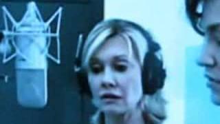 OLIVIA NEWTON-JOHN: LOVE IS LETTING GO OF FEAR (GREAT WALK T