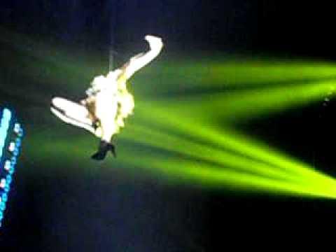 Baby Boy live in Prague - Beyonces I Am tour..