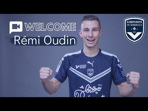 Les premiers pas de Rémi Oudin à Bordeaux !