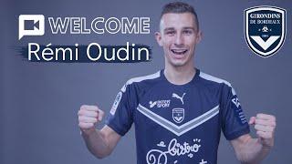 VIDEO: Les premiers pas de Rémi Oudin à Bordeaux !