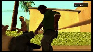 GTA: San Andres - Parte 2 (PlayStation 4-Live todos os dias)Rumo 1.100 Não fake!!