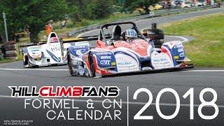 PURE SOUND - Formel & CN Calendar 2018