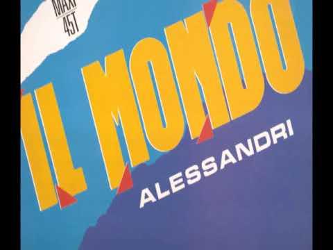Alessandri - Il mondo 1986