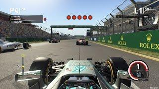 F1 2015 Championship Season 100% Australian Grand Prix