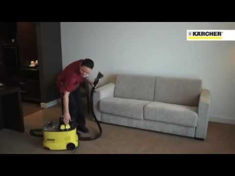 Aspiradora limpia lava tapizados alfombras puzzi 100 de - Aspiradora limpia alfombras ...
