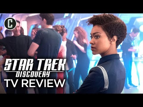 "Star Trek Discovery Episode 7 ""Magic to Make the Sanest Man Go Mad"" Review"