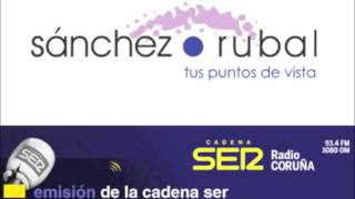 Sánchez Rubal Programa de Radio - Cadena SER (15-12-2015)