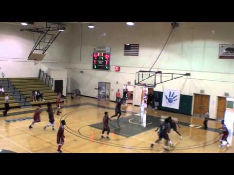 Brandon Armstrong NBA Sanctioned L.A. Summer Pro League Highlights #5 (Red)